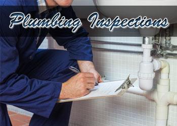 Plumbing Repair Inspections Laveen & Maricopa AZ