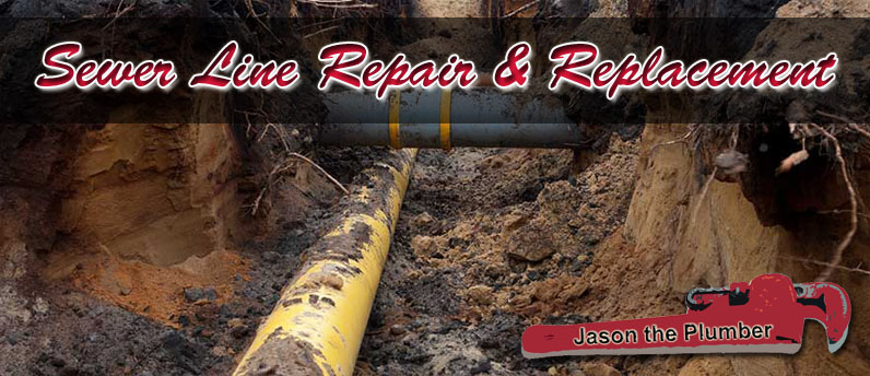 Sewer Line Repair & Replacement Maricopa & Laveen AZ