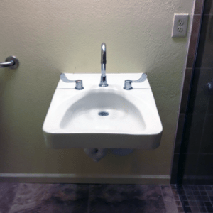Hanging Sink Installation by Jason the Plumber