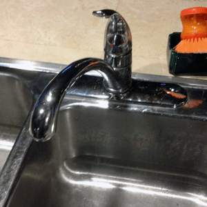 Moen Faucet Repaired by Jason the Plumber