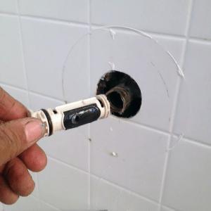 Moen Bath/Shower Valve Repair by Jason the Plumber
