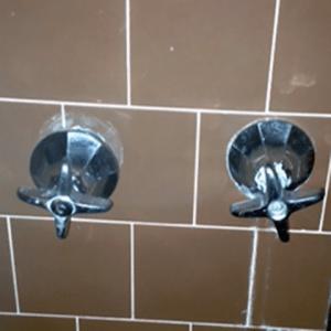 Repair of 1960 Shower Valve by Jason the Plumber