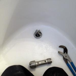 Tub Drain Repair by Jason the Plumber