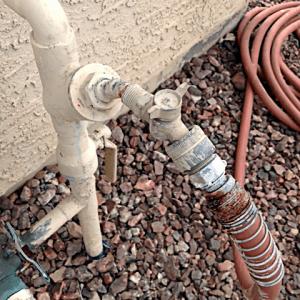 Hose Faucet Repair by Jason the Plumber