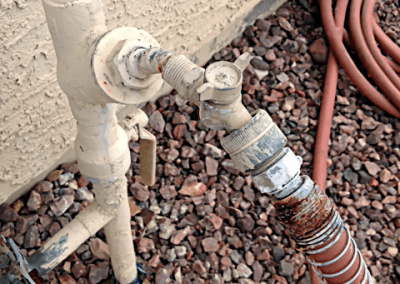 Hose Faucet Repair