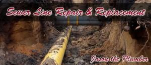 Sewer Line Repair & Replacement Laveen & Maricopa AZ
