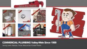 Commercial Plumbing Laveen & Maricopa - Jason the Plumber